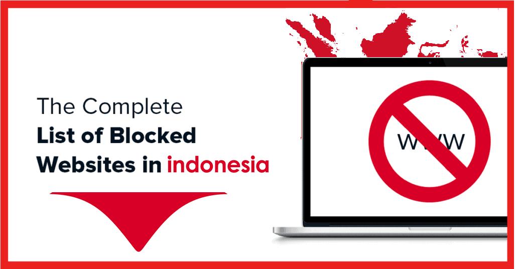 daftar situs yang diblokir di indonesia