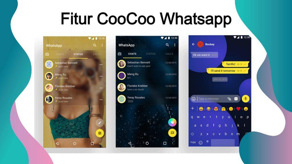 fitur coocoo whatsapp