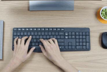 Keyboard Logitech Wireless