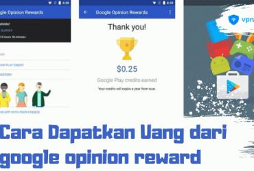 Cara Dapatkan Uang dari Google