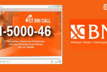 Call Center Bank BNI