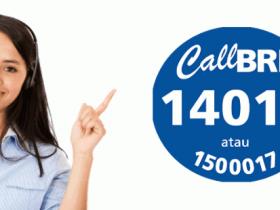 Call Center BRI Gratis