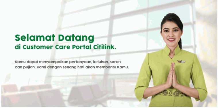 Call Center Citilink 24 Jam